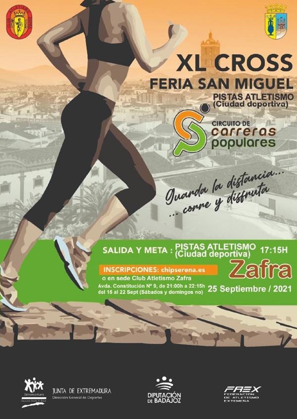 XL Cross Feria de San Miguel -Zafra