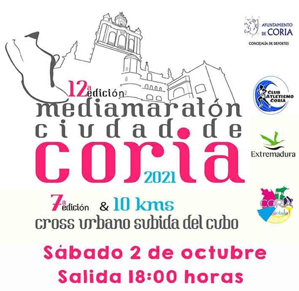 XII Media Maratón Ciudad de Coria