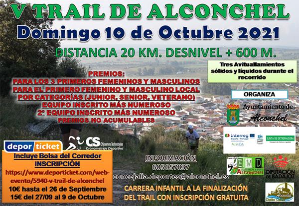 V Trail de Alconchel