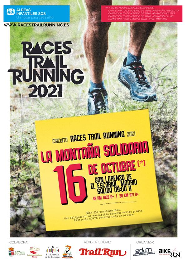 IX La Montaña Solidaria – Modalidad Open y Campeonato de Madrid