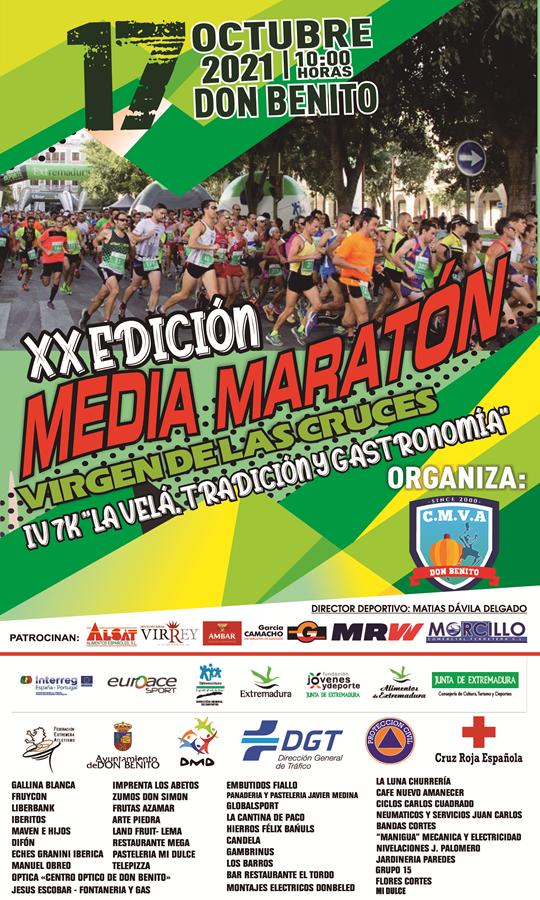 XX Media Maratón Virgen de las Cruces