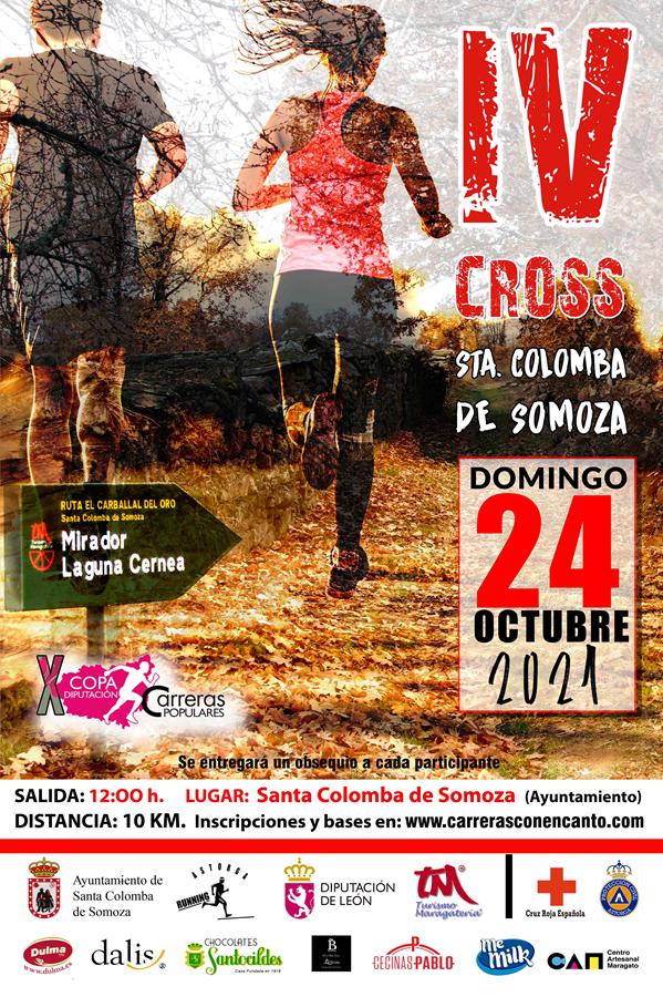 IV Cross Popular Santa Colomba de Somoza
