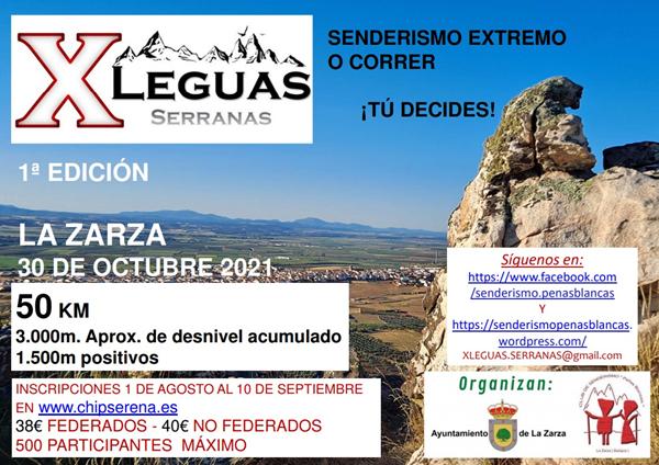 X Leguas Serranas 2021