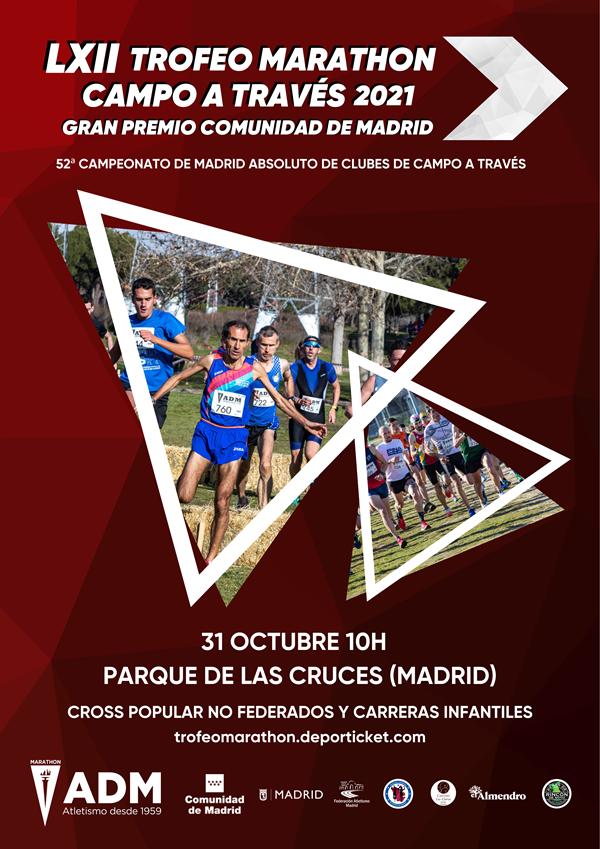 62º Trofeo Marathon de Campo a Través