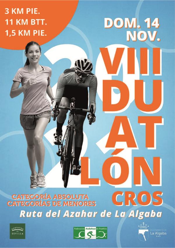 Duatlón Cross Ruta del Azahar. IV Circuito Provincial Duatlón-triatlón 2021