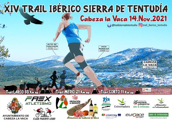 XIV Trail Ibérico Sierra de Tentudía