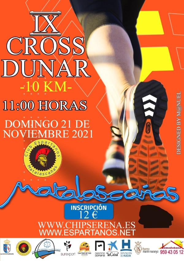 IX Cross Dunar de Matalascañas