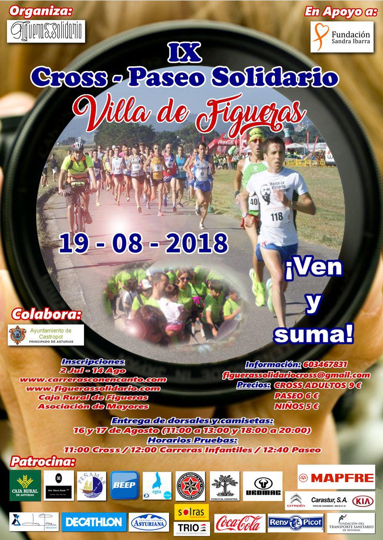 IX Cross Solidario Villa de Figueras