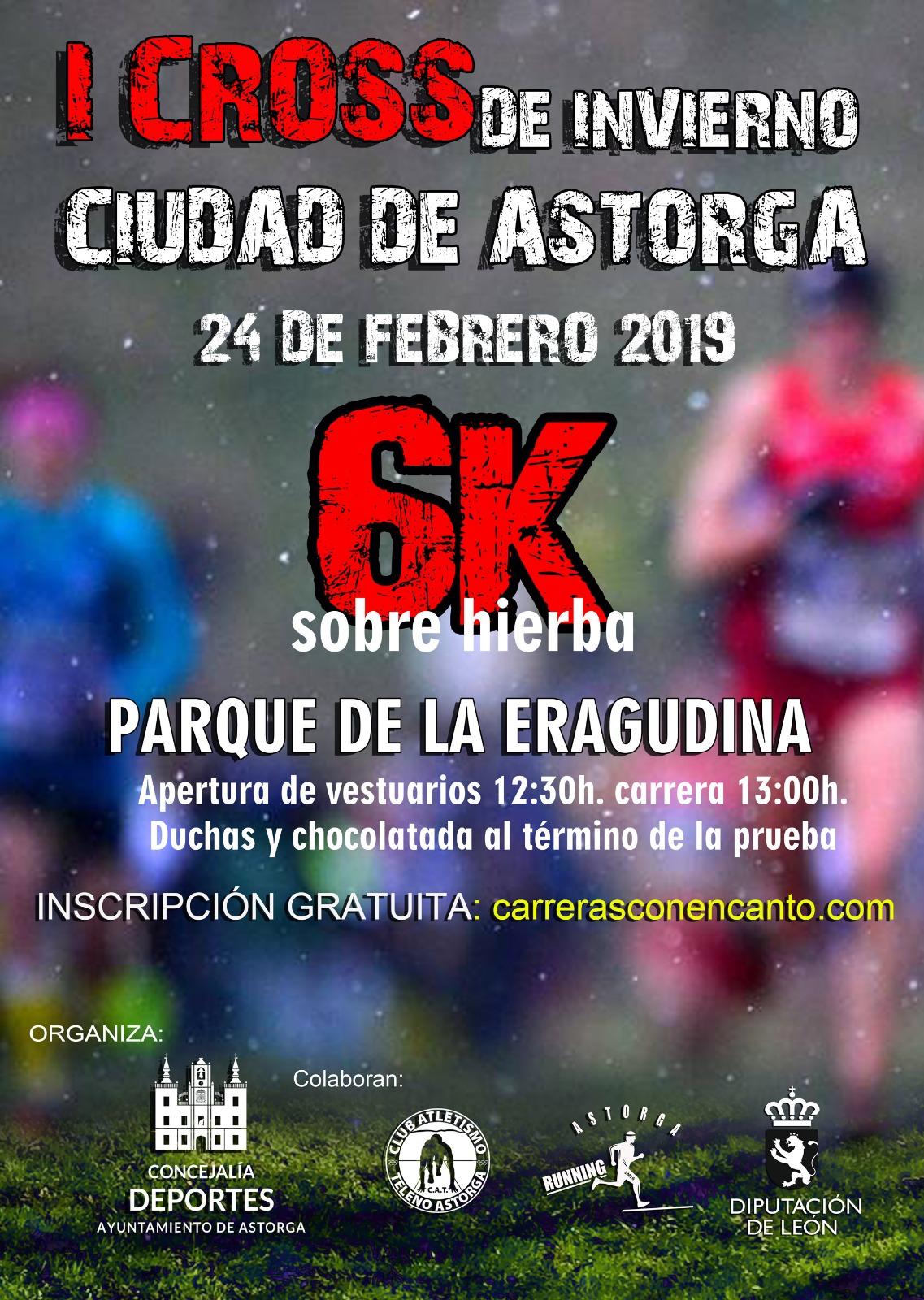 I Cross de Invierno Ciudad de Astorga