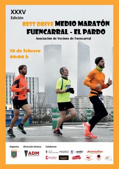 BestDrive Media Maratón de Fuencarral - El Pardo 2019