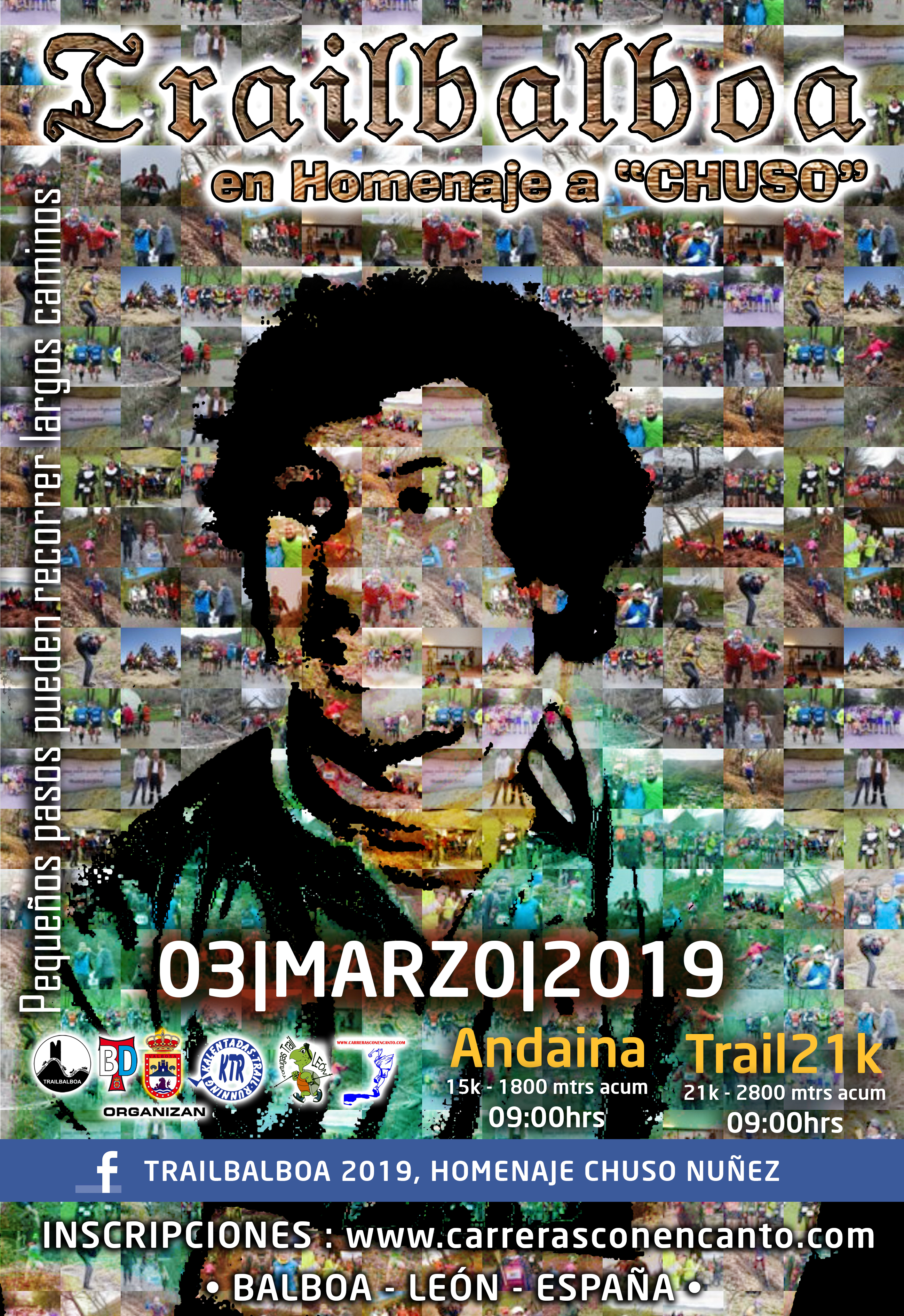 VII Trail Balboa 2019
