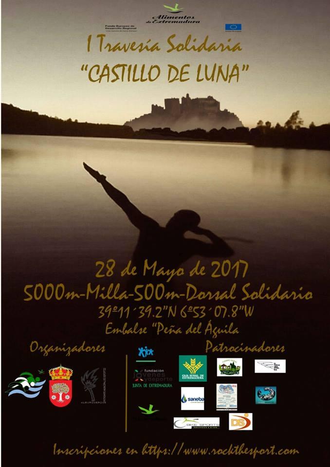 """Travesia Solidaria """"Castillo de Luna"""" 5km"""