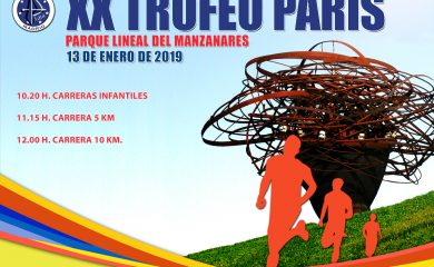 XX TROFEO PARIS 10K