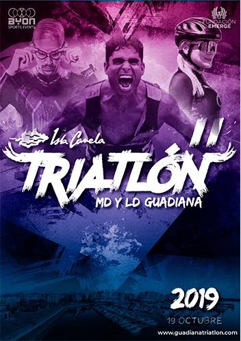 II TRIATLON RELEVOS OLIMPICO DEL GUADIANA