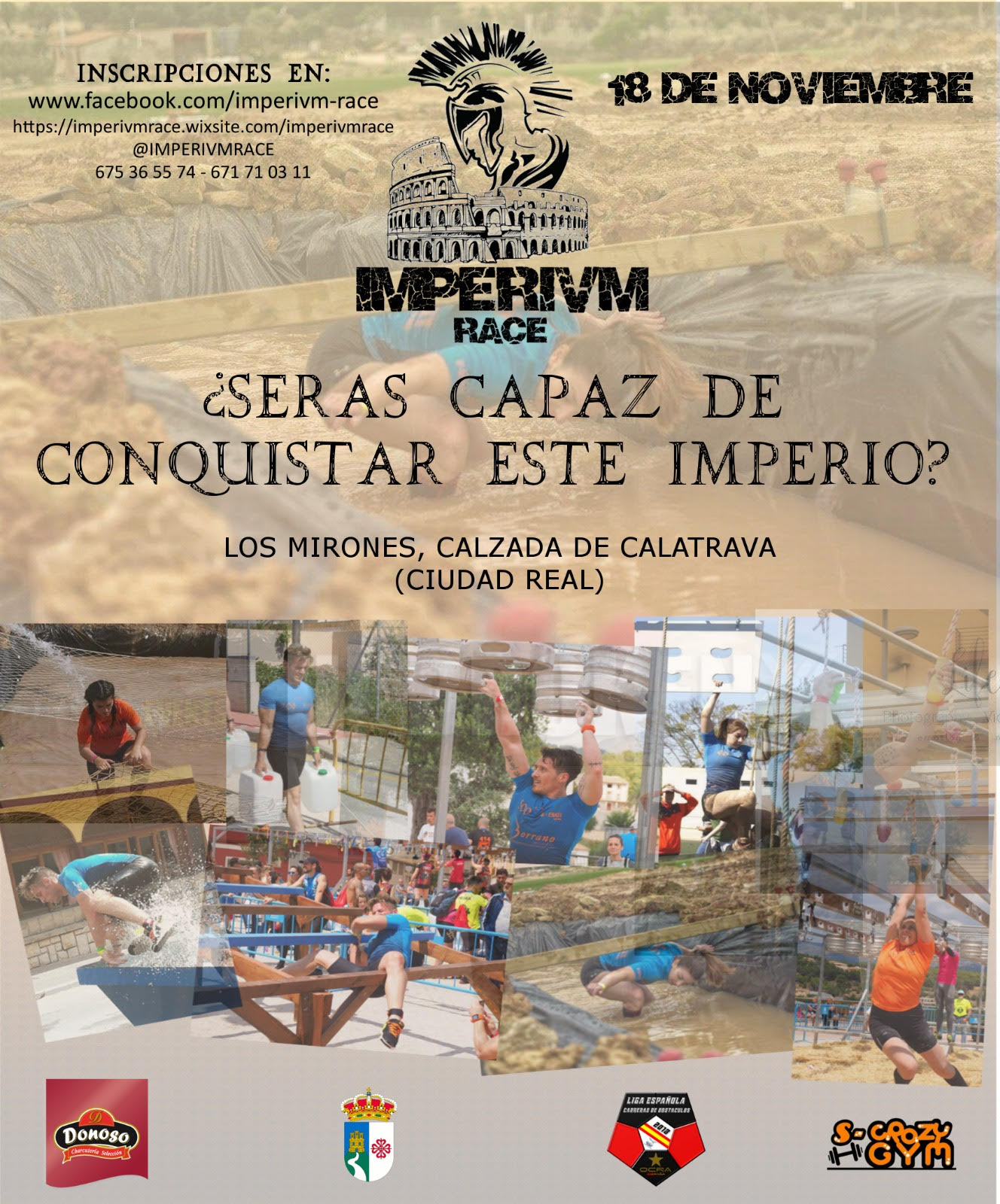 Imperivm Race EQUIPOS