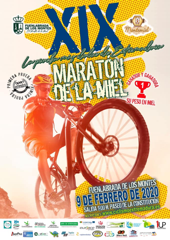 XIX MARATON DE LA MIEL 81KM