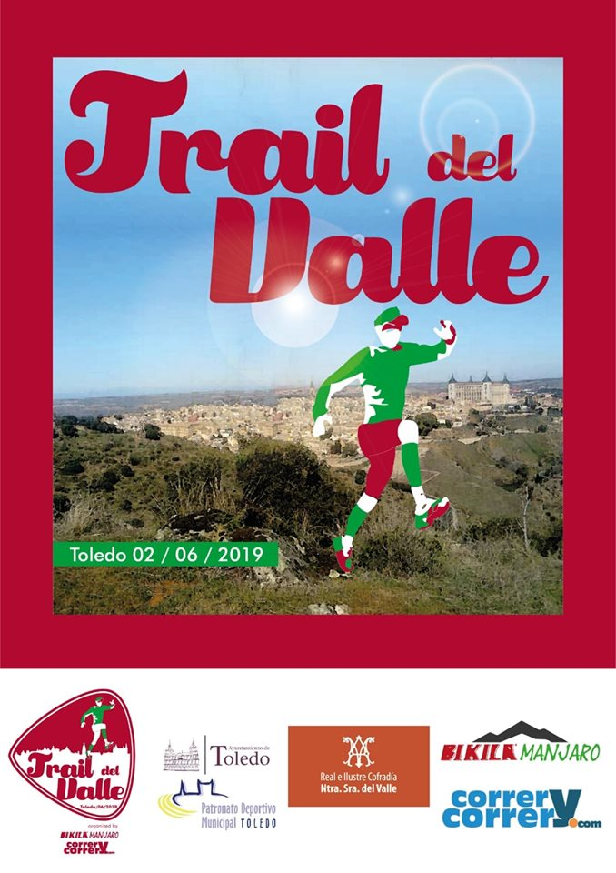I TRAIL DEL VALLE TOLEDO LARGO