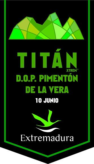 TITAN DOP PIMENTO DE LA VERA MaratonParejas 85K