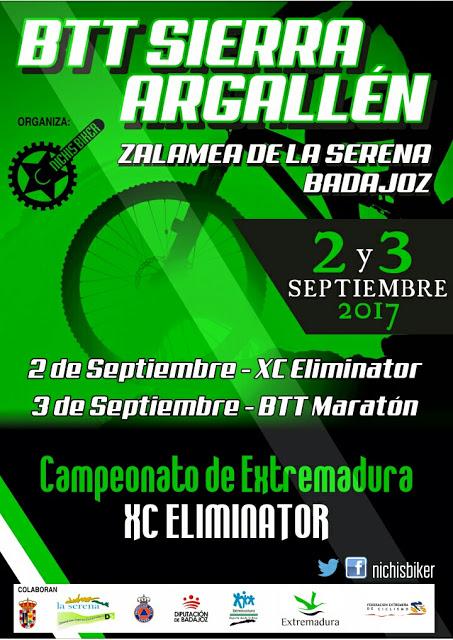 Campeonato de Extremadura XCE Elimineitor Final-Cuadrante