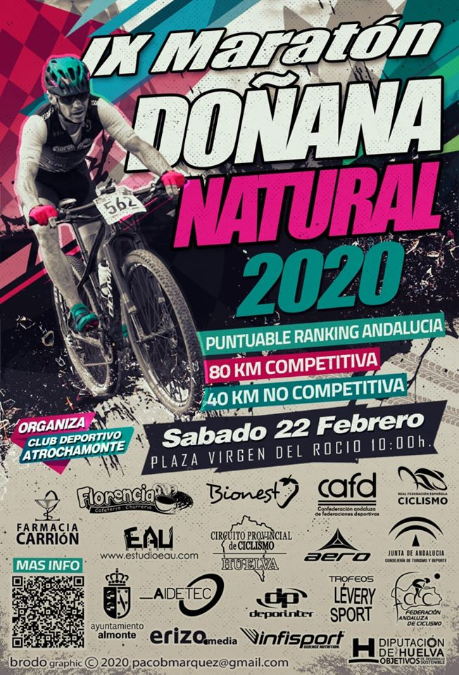 DOÑANA NATURAL 2020 ruta corta