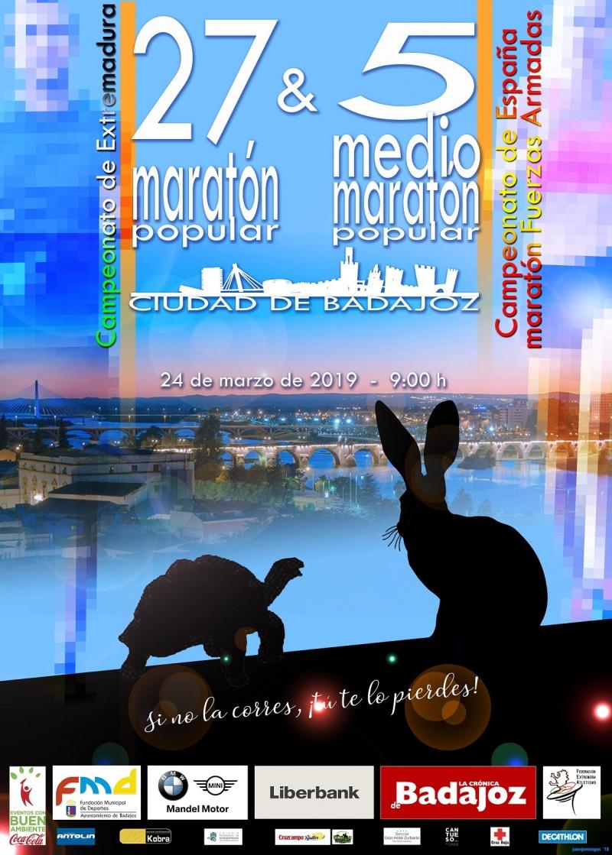 5º Media Maraton Popular de Badajoz