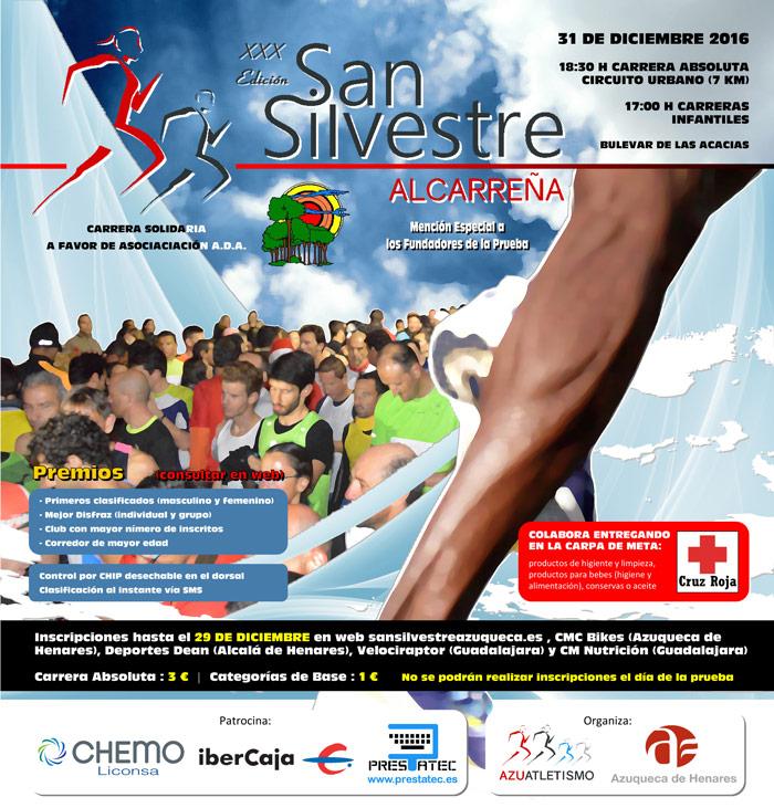 San Silvestre Alcarreña 2016