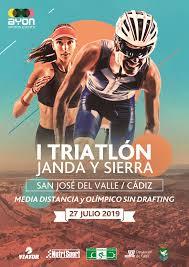 I TRIATLON JANDA Y SIERRA HALF RELEVOS