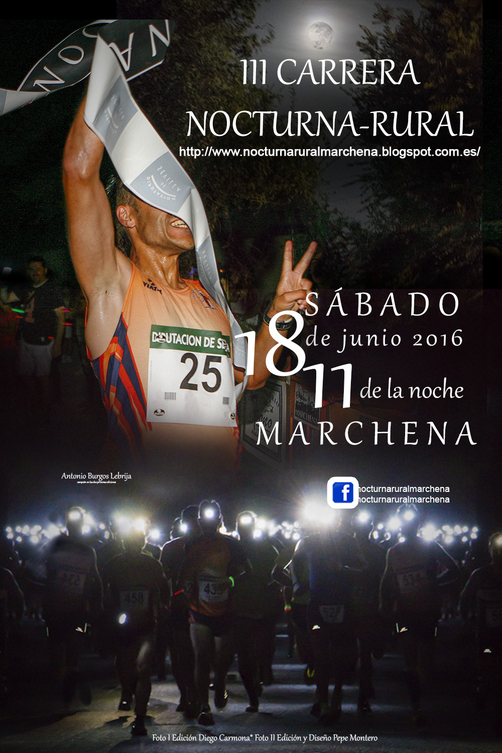 III Carrera Nocturna-Rural Marchena
