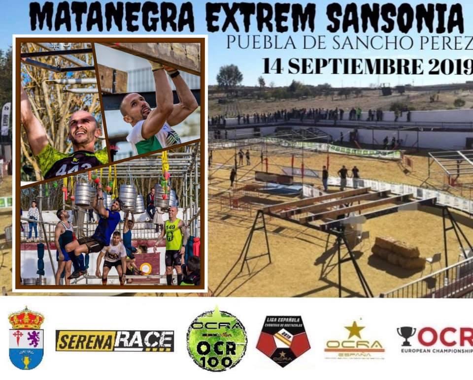 MATANEGRA EXTREME SAMSONIA EQUIPOS