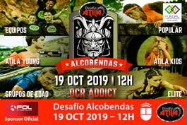Desafio Atila 2019 GRUPOS DE EDAD