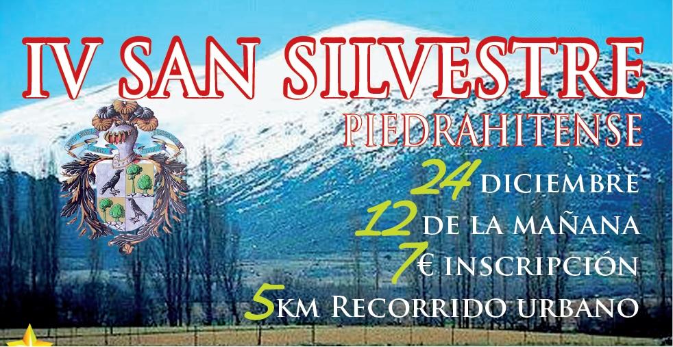IV San Silvestre Piedrahitense 5km
