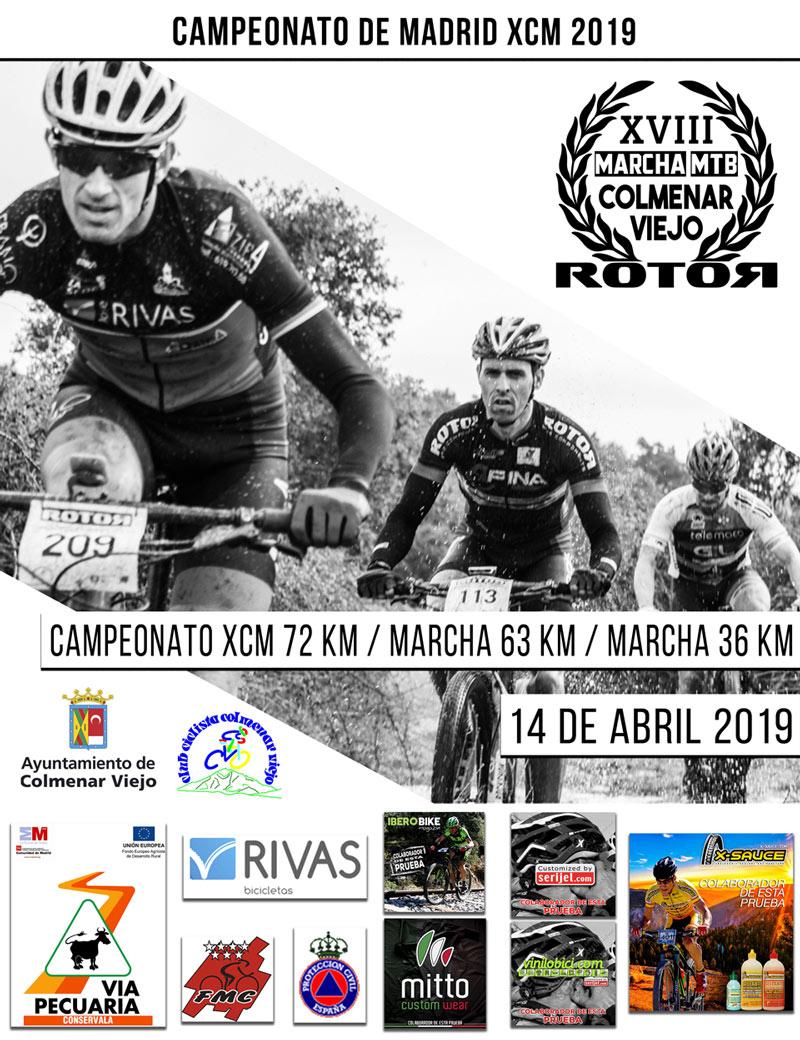 CAMPEONATO MADRID XCM COLMENAR VIEJO