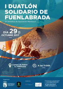 I DUATLON SOLIDARIO FUENLABRADA