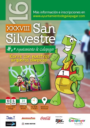 XXXVIII SAN SILVESTRE GALAPAGAR 6K