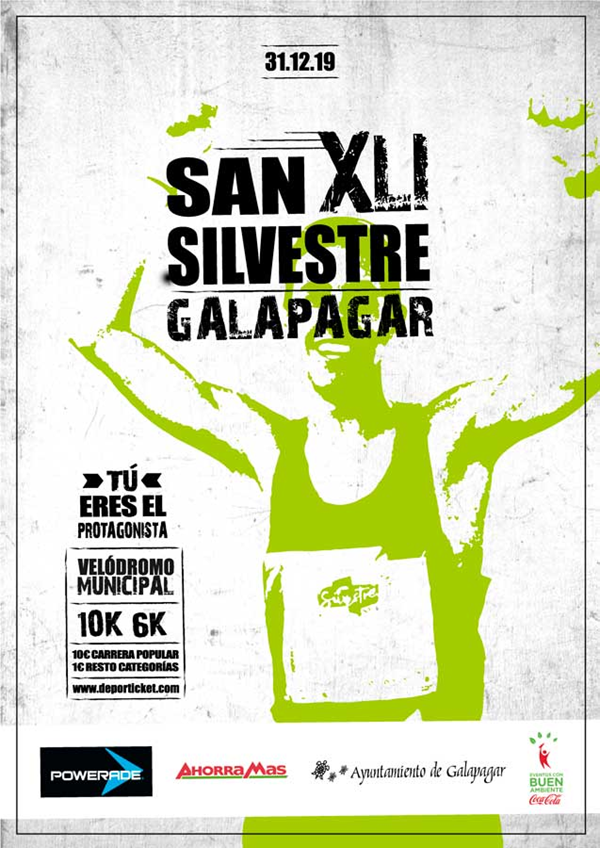 XLI SAN SILVESTRE GALAPAGAR 6K