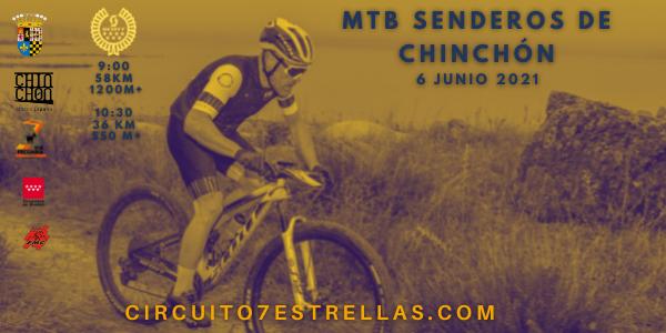 MTB SENDEROS DE CHINCHON PAREJAS SHORT