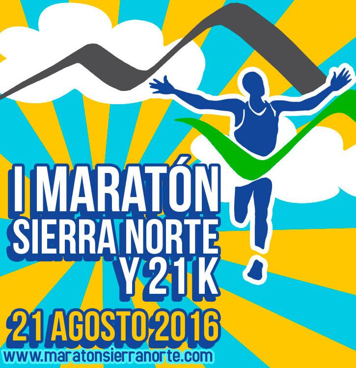 I Media Maraton Sierra Norte Navalafuente