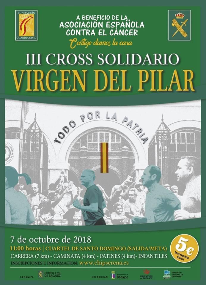 III Cross Solidario del Pilar 8.5K