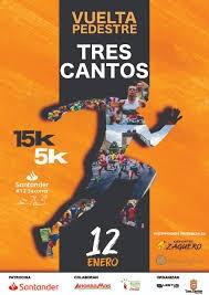 15K VUELTA PEDESTRE TRES CANTOS 2020