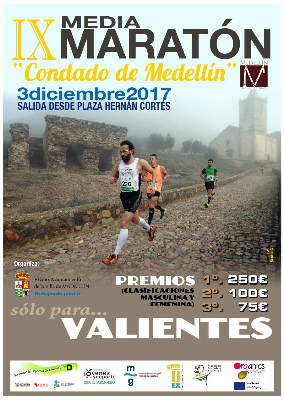 IX Media Maraton Condado de Medellin