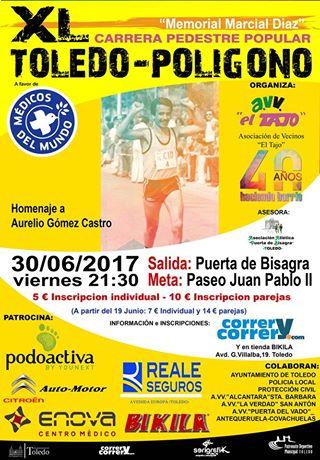 XL Carrera Pedestre Poligono-Toledo Parejas