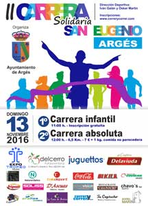 I Carrera San Eugenio Arges