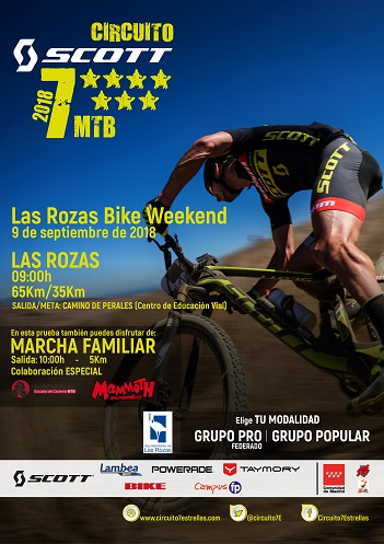 LAS ROZAS BIKE WEEKEND-ELECTRICAS
