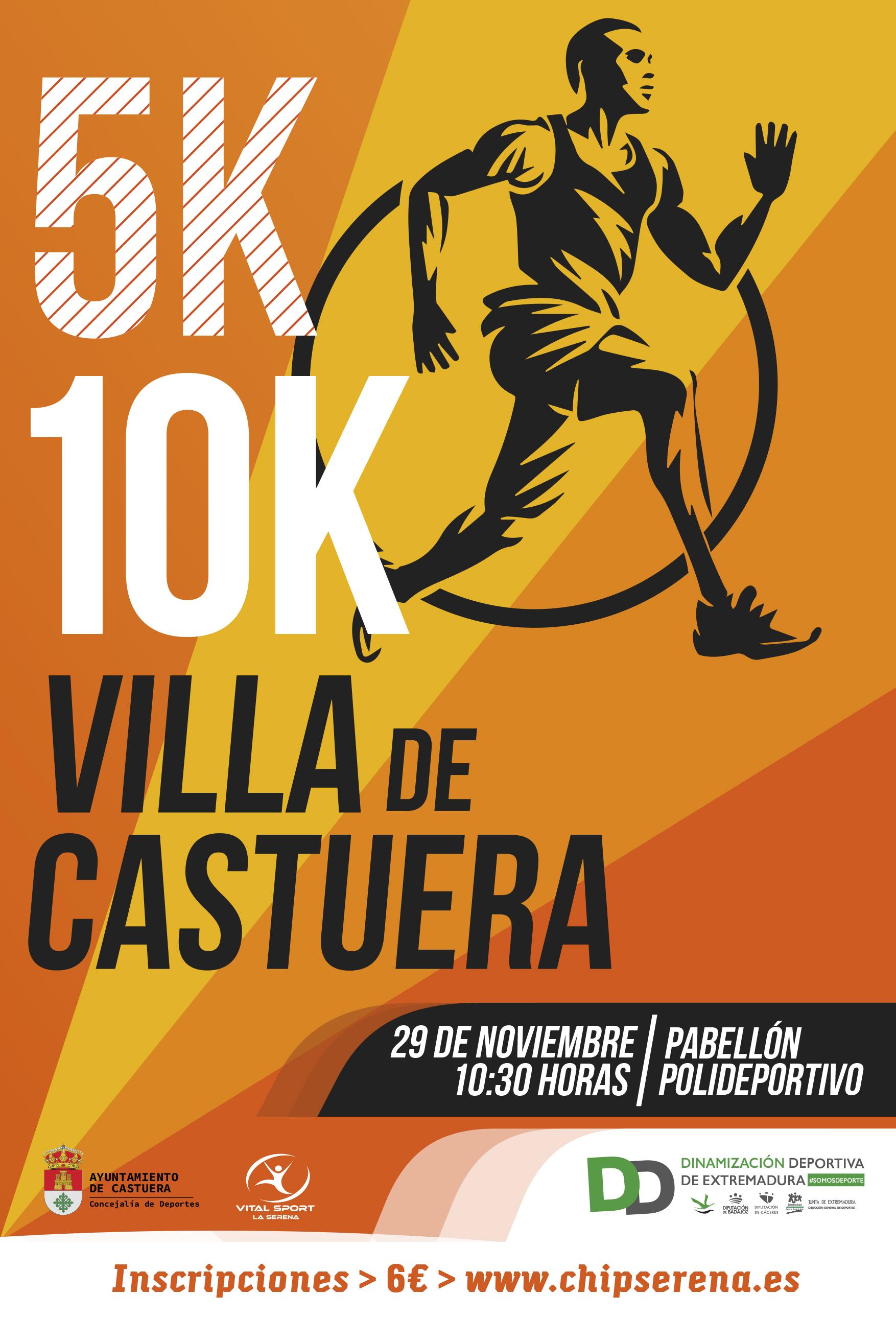 II 5K VILLA DE CASTUERA
