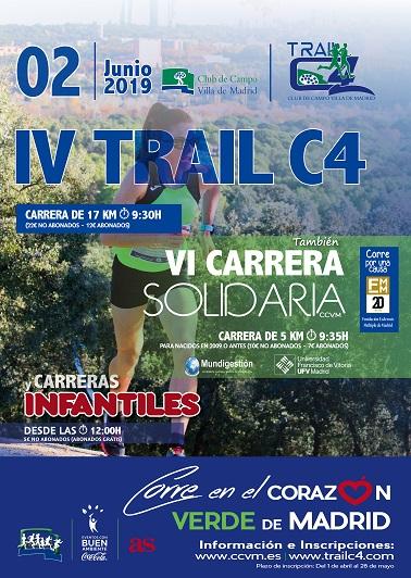 VI Carrera Solidaria CCVM 2019