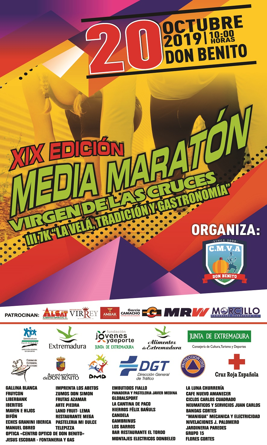 XIX Media Maraton Virgen de las Cruces EQUIPOS