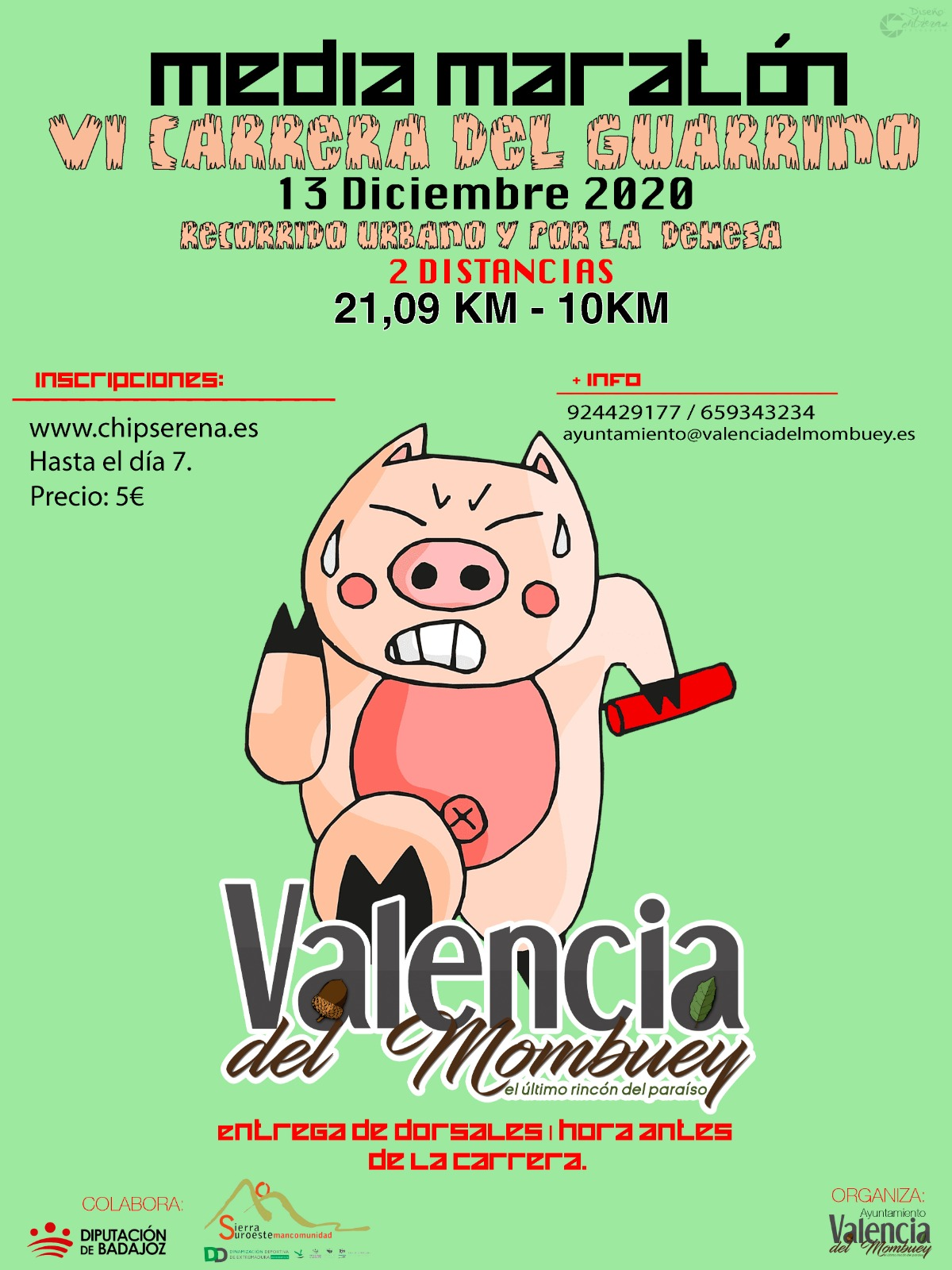 VI Carrera del Guarrino 21K