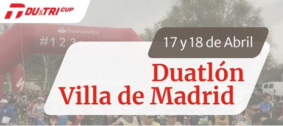 DUATLON VILLA DE MADRID SPRINT 2021