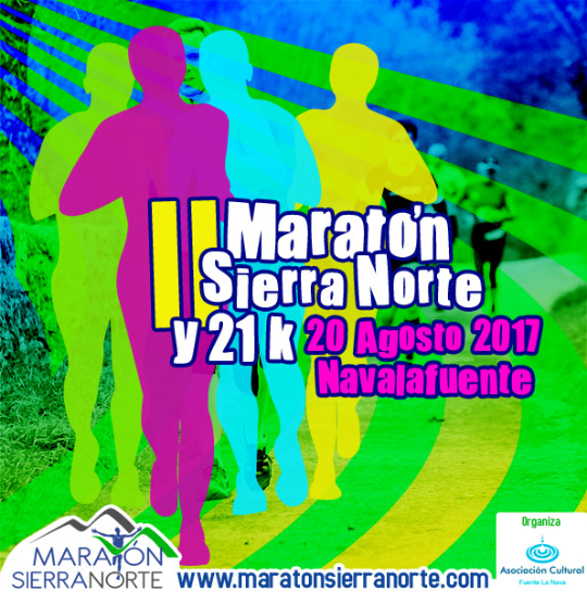 II Media Maraton Sierra Norte