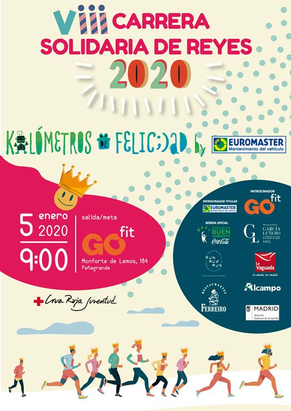 VIII CARRERA DE REYES KMSDEFELICIDAD BY EUROMASTER 10K